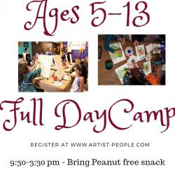 Full Day Camp
