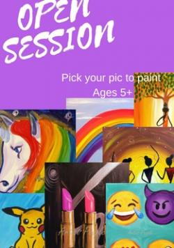 Open Session - Ages 5+